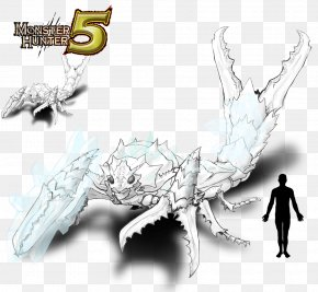 Monster - Monster Hunter: World Monster Hunter 4 Fan Art PNG