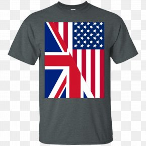 United States - Flag Of The United States T-shirt Flag Of The United Kingdom PNG