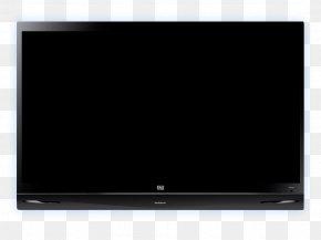 Old Tv Image - LED-backlit LCD Laptop LCD Television Computer Monitor Television Set PNG