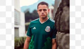 Adidas - 2018 FIFA World Cup Mexico National Football Team Jersey Kit Adidas PNG