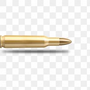 Bullets Image - Bullet 7×57mm Mauser Angle Design PNG