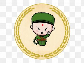 Green Military Uniform Cartoon - Soldier Military Uniform Drawing Illustration PNG