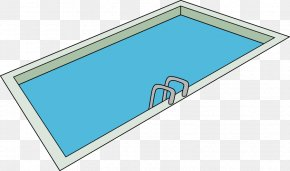 A Picture Of A Swimming Pool - Swimming Pool Clip Art PNG