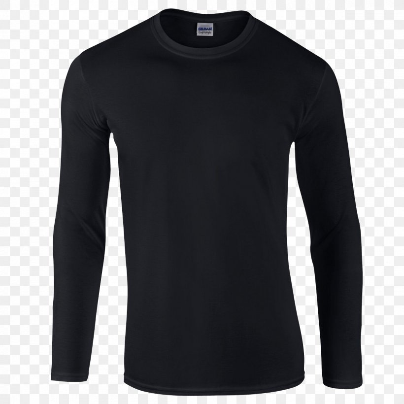 Long-sleeved T-shirt Long-sleeved T-shirt Under Armour Clothing, PNG, 1200x1200px, Tshirt, Active Shirt, Black, Cardigan, Clothing Download Free