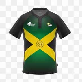 Manggo - T-shirt Jersey Rugby Shirt Sleeve PNG