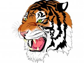 Tiger Image Download Tigers - Rendering Librsvg ImageMagick PNG