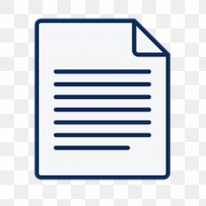 Report Icon Vector - Document File Format PNG