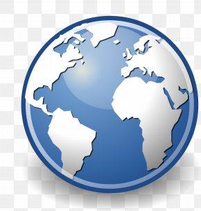 Earth - Web Browser Tango Desktop Project Clip Art PNG