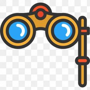 Binoculars - Binoculars Glasses Icon PNG