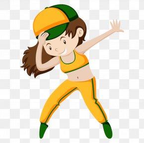 Bailando Cartoon - Hip-hop Dance Vector Graphics Stock Illustration Royalty-free PNG
