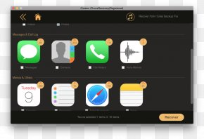 Iphone - Computer Program Computer Software MacOS Download PNG