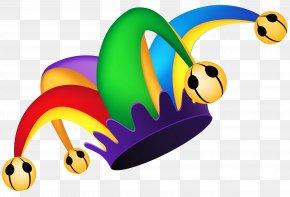Jokester Hat Vector Clipart - Jester Hat PNG