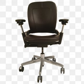 Office Desk Chairs - Office & Desk Chairs Furniture Table Steelcase PNG