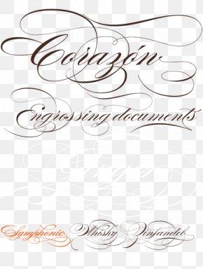 Cursive Script - Script Typeface Cursive Calligraphy Bickham Script Font PNG