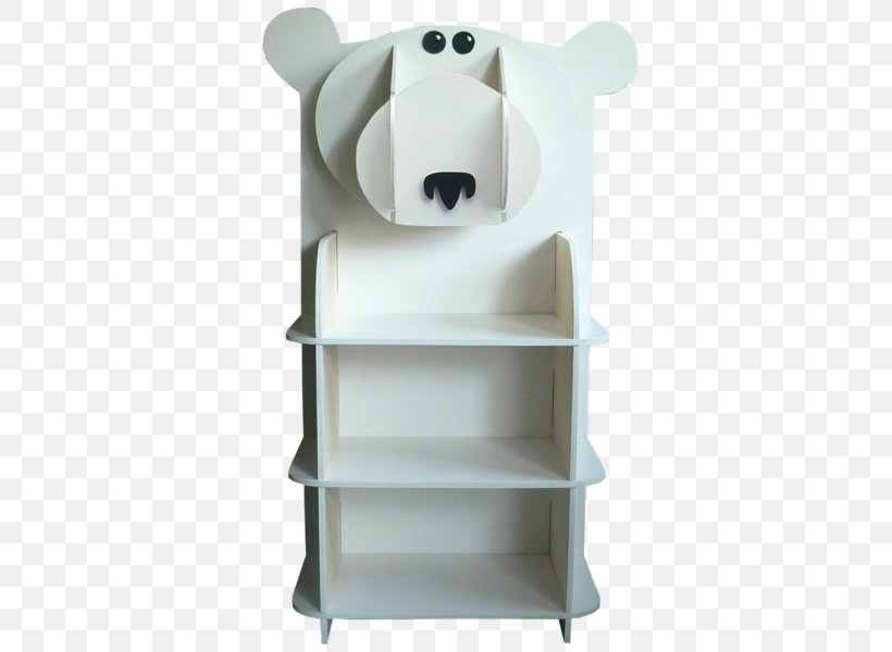 Shelf Polar Bear Bookcase Nursery Png
