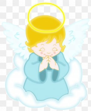 Little Angel Clipart Picture - Angel Clip Art PNG