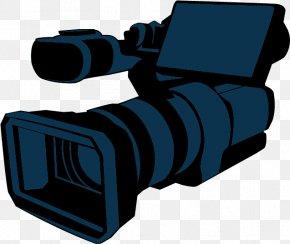 Cameras Optics Binoculars - Camera Cartoon PNG