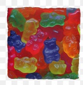 Gummy Bears - Gummy Bear Gummi Candy Gelatin Dessert Junk Food Gumdrop PNG