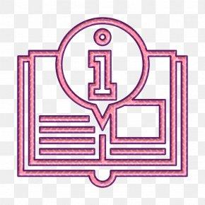 Logo Cross - Book Icon Guide Icon Handbook Icon PNG