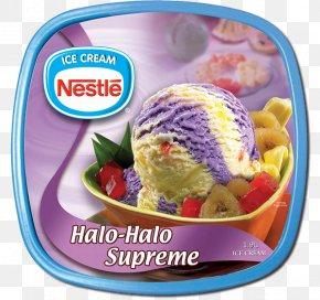 Ice Cream Design - Ice Cream Frozen Yogurt Flavor Nestlé Recipe PNG