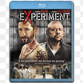 United States - Paul Scheuring Adrien Brody The Experiment Blu-ray Disc United States PNG