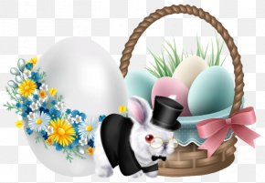 Easter - Easter Bunny Easter Egg Greeting & Note Cards Easter Postcard PNG