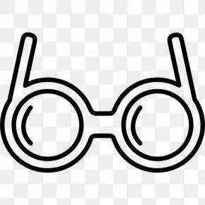 Glasses - Glasses Circle Shape Clip Art PNG