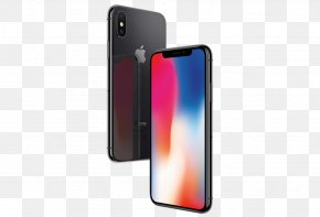 Iphone X - IPhone 4 IPhone 8 IPhone X Apple PNG