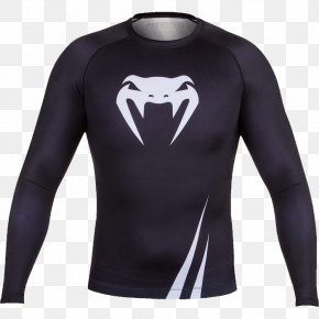 T-shirt - T-shirt Rash Guard Venum Amazon.com Boxing PNG