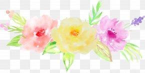 Acuarela - Watercolor Painting Flower Floral Design Clip Art PNG