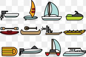Vector Ship Material - Boat Ship Watercraft Euclidean Vector PNG