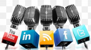 Media - Social Media Marketing Public Relations Journalism PNG