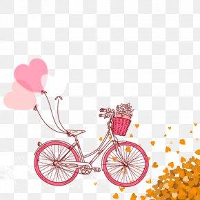 Little Bike - Wedding Invitation Book PNG