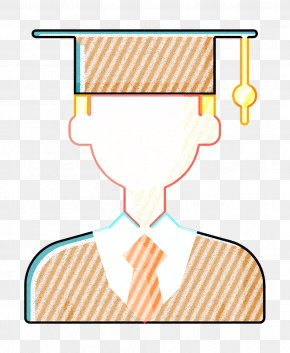 Pleased Student Icon - Academy Icon Student Icon PNG