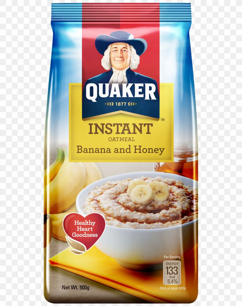 Breakfast Cereal Quaker Instant Oatmeal