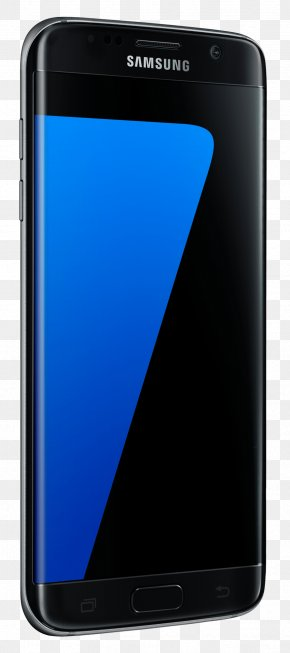 Galaxy S7 Edg - Samsung Super AMOLED Smartphone Android Display Device PNG