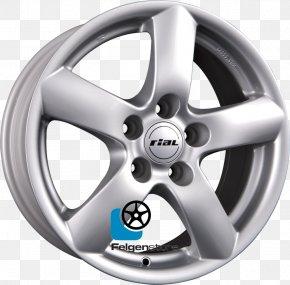 Silver - Alloy Wheel Rim Silver Car Platinum PNG