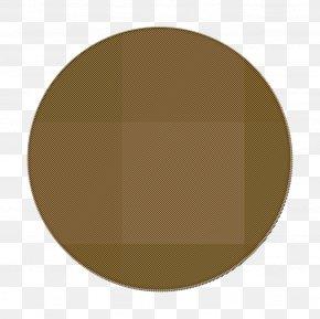 Plate Khaki - Behance Icon Circle Icon Outline Icon PNG