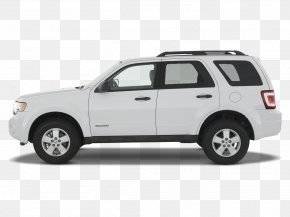 Car - Car 2010 Ford Escape XLT Pickup Truck Sport Utility Vehicle PNG