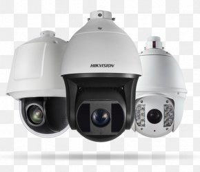 Camera - Pan–tilt–zoom Camera IP Camera Hikvision Closed-circuit Television PNG