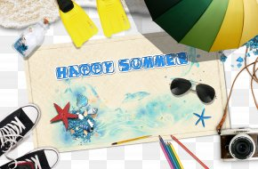 Summer Beach Posters - Poster Summer Beach Download PNG