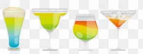 Summer Cartoon Juice - Wine Cocktail Caipirinha Juice Cocktail Garnish PNG