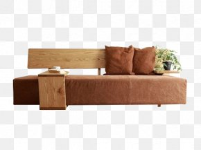 Solid Wood Sofa Wood - Chair Wood Living Room Furniture Interior Design Services PNG