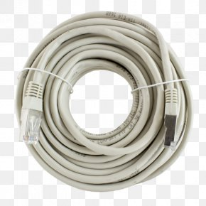 Patch Cable - Coaxial Cable Network Cables Electrical Cable Wire Computer Network PNG