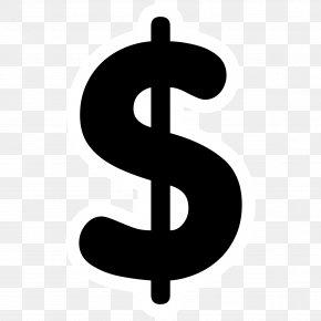 Money Bag - Currency Symbol Dollar Sign Money Bag Bank PNG