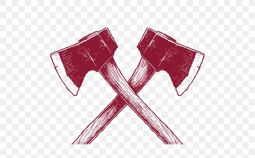 Hand Axe Red, PNG, 564x510px, Axe, Battle Axe, Button, Designer, Dribbble Download Free