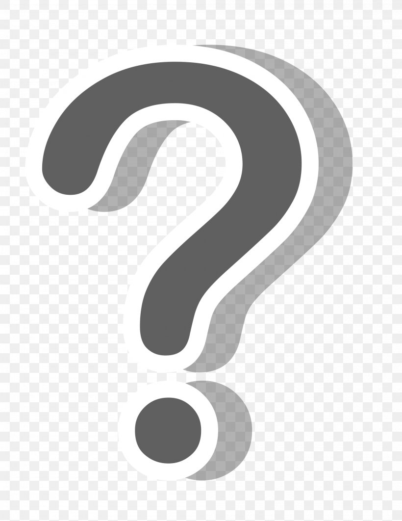 Question Mark Clip Art, PNG, 2000x2592px, Question Mark, Asterisk, Brand, Drawing, Information Download Free