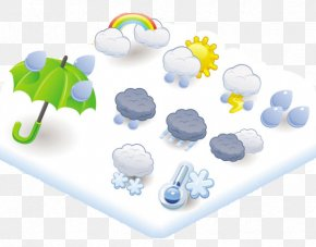 Weather Creative - Weather Animation Cartoon PNG