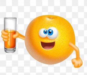 Orange Juice - Orange Juice Fruit Cartoon PNG