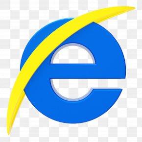 Internet Explorer Logo - Internet Explorer Logo Web Browser Wallpaper PNG